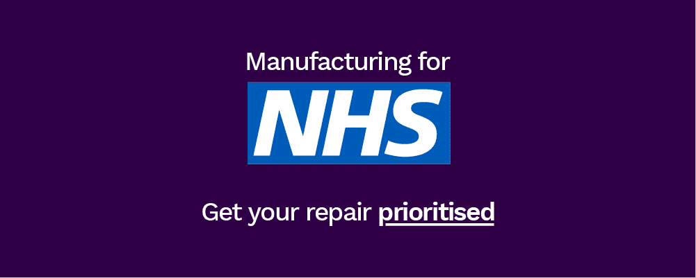 Kontroltek Prioritising Repairs for Manufacturers Supporting the NHS