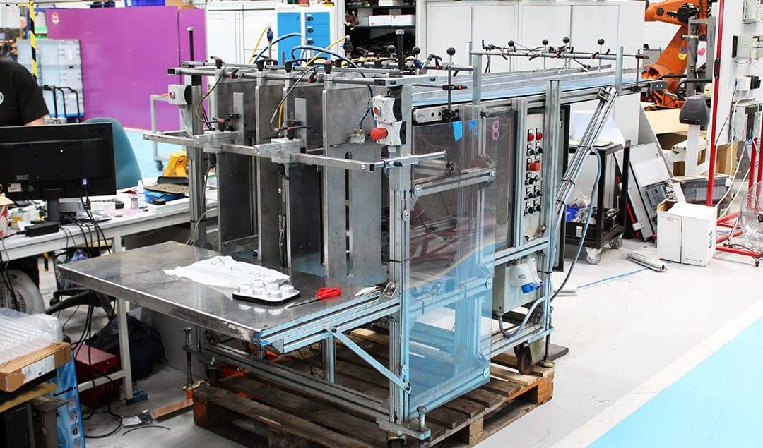 Case Study: Aluminium Manufacturer