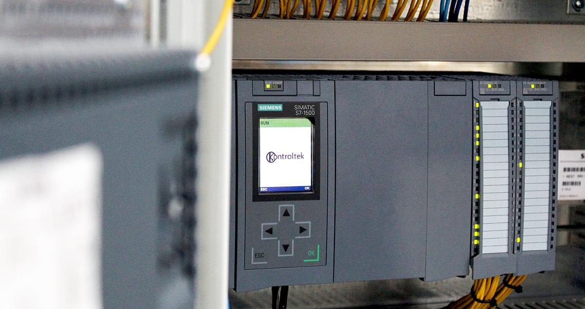 Metal sheet curver repair siemens simatic control cabinet repair