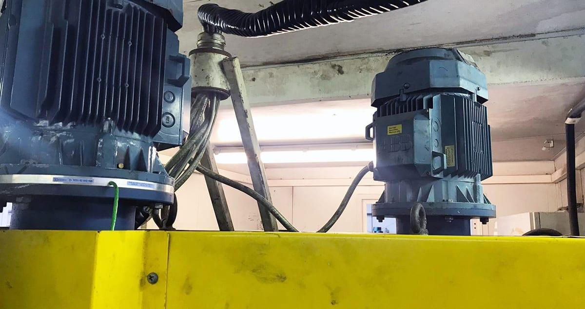 Metal sheet curver repair